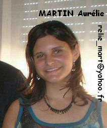 Aurélie MARTIN