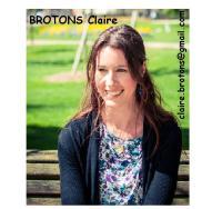 Claire BROTONS (Bordeaux)