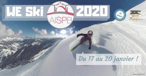 we ski 2020 aispb